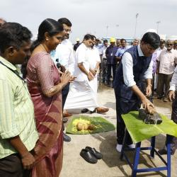 20th Sept'29- Cochin Port Trust -Samudrika Cruise Terminal