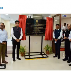 Here's a glimpse of our infra projects inaugurations done at #JNPort by Shri @mansukhmandviya