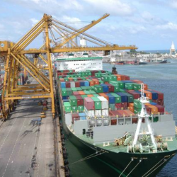 MoS continues with its cargo operations even during this pandemic situation at all Ports to  ensure logistics supply chain is maintained