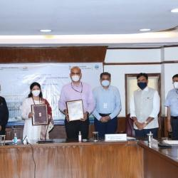 MoU for development of Seaplanes services