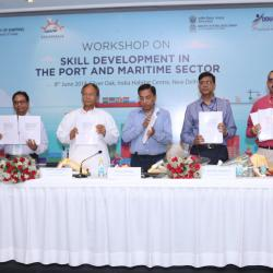 Unveiling of the Skill Gap Report