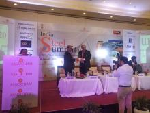 India Steel Summit Organized by ASSOCHAM on October 25, 2019