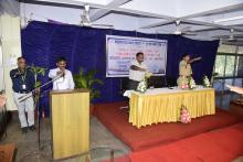 Vigilance Awareness Week 2019 at India_s Major Ports (Mormugao Port Vigilance)